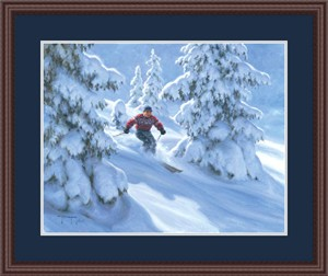 "Robert Duncan Framed Art Print:""Nothing Better """