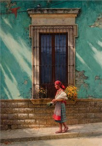 """Steve Hanks Limited Edition MasterWork Giclée Canvas :""""Hold On To Your Dreams"""""""
