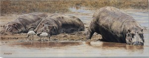 "Brian Jarvi  Limited Edition Print: ""On The Flats"""