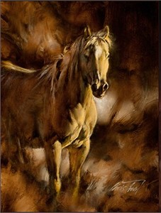 "Chris Owen Hand Signed and Numbered Limited Edition Giclee Print and Canvas :""Freedom"""