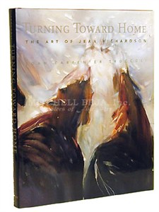 "Jean Richardson  Book:""Turning Toward Home"""