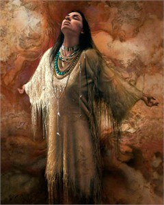 """Lee Bogle Hand Signed and Numbered Limited Edition Canvas Giclee:""""Free Spirit"""""""