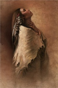 "Lee Bogle Hand Signed and Numbered Limited Edition Canvas Giclee:""Eternal Promise"""