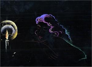 """Muramasa Kudo Limited Edition Serigraph on Paper: """"Candlelight """""""