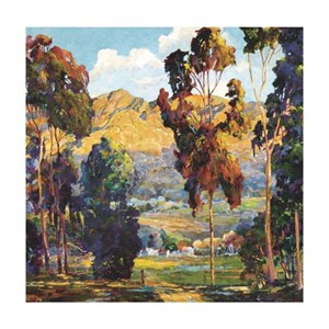 "Donald Munz Signed and Numbered Limited Edition Giclée on Somerset Velvet Paper:""Pauma Valley"""