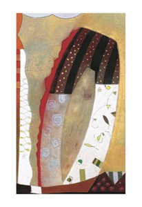 """Aleah Koury Signed and Numbered Limited Edition Giclée on Somerset Velvet Paper:""""Curtain Call"""""""