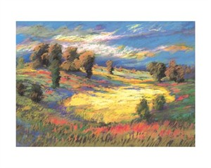 "Sandi Dahl Signed and Numbered Limited Edition Giclée on Somerset Velvet Paper:""South of Winnipeg Junction"""