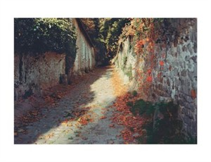 """Deborah DeWit Marchant Signed and Numbered Limited Edition Giclée on Arches Paper:""""Bourron Marlotte"""""""