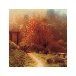 """Sally Wetherby Signed and Numbered Limited Edition Giclée on Somerset Velvet Paper:""""A Path With Bench"""""""
