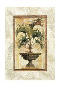 """John Butler Signed and Numbered Limited Edition Giclée on Paper:""""Tropics I"""""""
