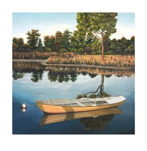 """Laurie Chase Signed and Numbered Limited Edition Giclée on Museo Paper:""""First Call"""""""