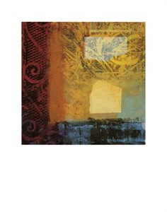 """Alan Mazzetti Signed and Numbered Limited Edition Giclée on Somerset Velvet Paper:""""Entrada II"""""""