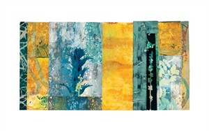 """Kerry Vander Meer Signed and Numbered Limited Edition Giclée on William Turner Paper:""""Spring Midday #4"""""""