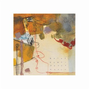 "Ursula Brenner Signed and Numbered Limited Edition Giclée on William Turner Paper:""Whistle a Tune"""
