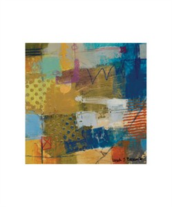 """Ursula Brenner Signed and Numbered Limited Edition Giclée on Somerset Velvet with enhancement Paper:""""Cruising"""""""