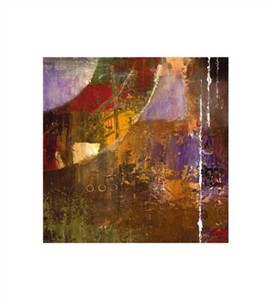"""Bruce Marion Signed and Numbered Limited Edition Giclée on Somerset Velvet Paper:""""Textura Rising #3"""""""