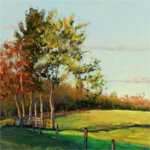 """Patrick Owen Signed and Numbered Limited Edition Giclée on Brilliance Paper:""""The Field"""""""