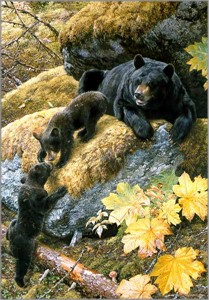 """Carl Brenders Hand Signed and Numbered Limited Edition Anniversary Canvas Giclee:""""Nosing Around"""""""