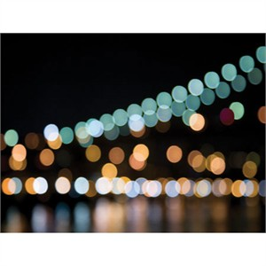 "Eva Mueller Signed and Numbered Limited Edition Custom Sized Gicl�e on Paper or Canvas: ""Brooklyn Bridge No 7"""