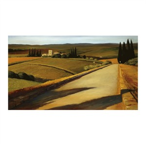 "Robert White Signed and Numbered Limited Edition Custom Sized Gicl�e on Paper or Canvas: ""Tuscan Sun"""
