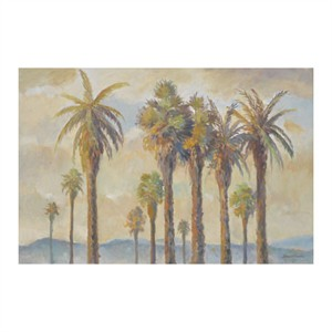 """David Harris Signed and Numbered Limited Edition Custom Sized Gicl�e on Paper or Canvas: """"Palm Desert Grove II"""""""