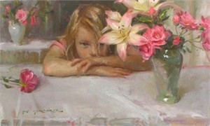 "Daniel F. Gerhartz Limited Edition: ""Almost Seven"""