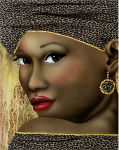 """Terry Wilson Hand Signed and Numbered Limited Edition Giclee: """"Looking at You"""""""