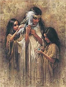 "Lee Bogle Handsigned and Numbered Limited Edition Print:""The Bridal Party"""