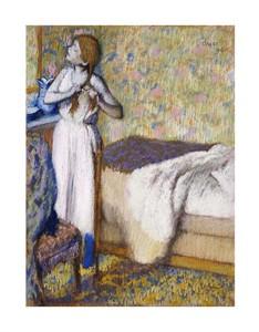 "Edgar Degas Fine Art Open Edition Giclée:""Morning Toilet"""