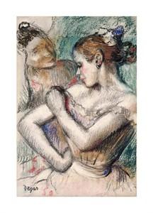 """Edgar Degas Fine Art Open Edition Giclée:""""Danseuse"""""""