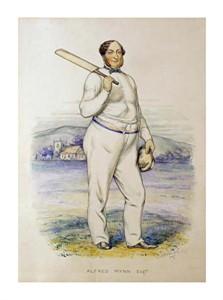 "John Corbet Anderson Fine Art Open Edition Giclée:""Alfred Mynn Esq"""