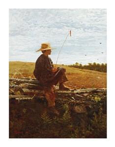 """Winslow Homer Fine Art Open Edition Giclée:""""On Guard"""""""