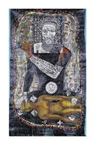 """Mikel Elam Fine Art Open Edition Giclée:""""Heal Thyself"""""""