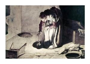 """Domenico Fetti Fine Art Open Edition Giclée:""""The Lost Coin"""""""
