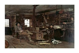 "Winslow Homer Fine Art Open Edition Giclée:""Country Store"""