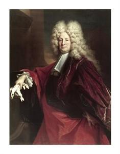 """Nicolas De Largilliere Fine Art Open Edition Giclée:""""Portrait of an Alderman"""""""