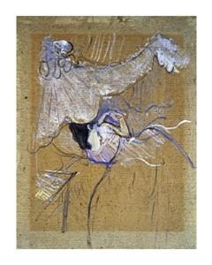 """Henri Toulouse-Lautrec Fine Art Open Edition Giclée:""""Au Lit"""""""