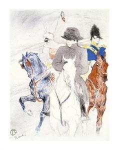 """Henri Toulouse-Lautrec Fine Art Open Edition Giclée:""""Napoleon"""""""