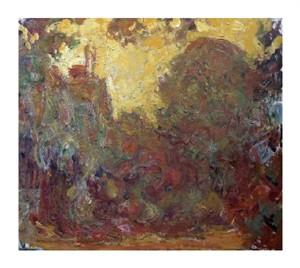 """Claude Monet Fine Art Open Edition Giclée:""""La Maison de Giverny"""""""