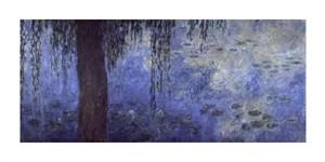 """Claude Monet Fine Art Open Edition Giclée:""""Water Lilies (Nymphaeas)"""""""