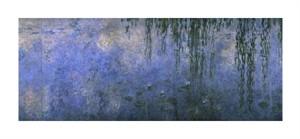 """Claude Monet Fine Art Open Edition Giclée:""""Water Lilies (Nymphaeas) VIII"""""""