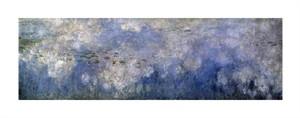 """Claude Monet Fine Art Open Edition Giclée:""""Water Lillies"""""""