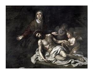 """Bartolome Esteban Murillo Fine Art Open Edition Giclée:""""Pieta"""""""