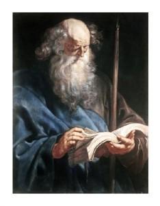 """Peter Paul Rubens Fine Art Open Edition Giclée:""""Thomas"""""""