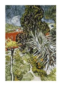 Vincent Van Gogh Fine Art Open Edition Gicle Dr Gachet 39 S Garden At Auvers Sur Oise Museum