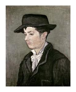 """Vincent Van Gogh Fine Art Open Edition Giclée:""""Portrait of Armand Roulin"""""""