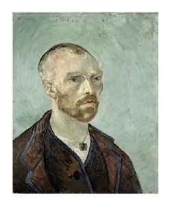 """Vincent Van Gogh Fine Art Open Edition Giclée:""""Self Portrait (I)"""""""
