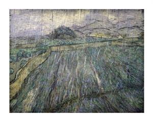 """Vincent Van Gogh Fine Art Open Edition Giclée:""""The Storm"""""""