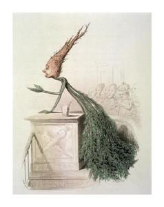 """Amedee Varin Fine Art Open Edition Giclée:""""Parliamentary Carrot"""""""