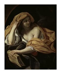 "Giacinto Brandi Fine Art Open Edition Giclée:""Allegory of Philosophy"""